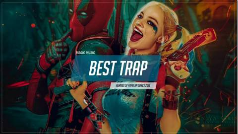 【自杀小队】Best Trap Music 2016