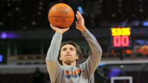 纳什20分钟高强度投篮训练录像 | 热爱篮球的必看!
