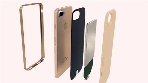 《科技早报》你与双卡双待的iPhone 7只差一个手机壳