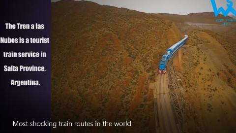 【youtube搬运】世界上那些你不知道的奇葩铁路