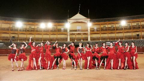SNH48《公主披风》MV舞蹈版