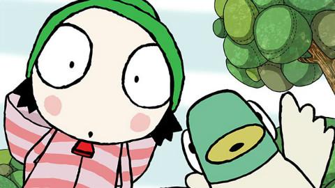 【BBC】莎拉和小鸭Sarah and Duck【AI字幕组】S03E08中英高清字幕