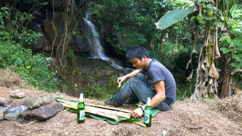 【木易苏野趣】— 竹筒饭