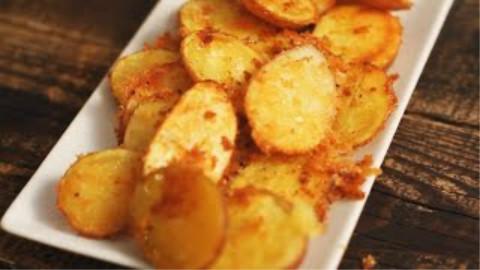 芝士烤土豆的做法