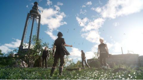 【VG字幕】《最终幻想15》基础知识宣传影像