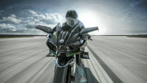 全球最快5款摩托车!川崎Ninja H2R 400时速完爆!