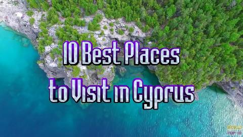 【Youtube】2016年塞浦路斯最值得去的10个地方 [1080p]