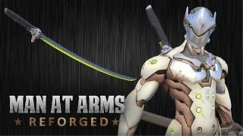武器人间:重铸—源氏的龙刃(守望先锋)MAN AT ARMS: REFORGED【生肉】