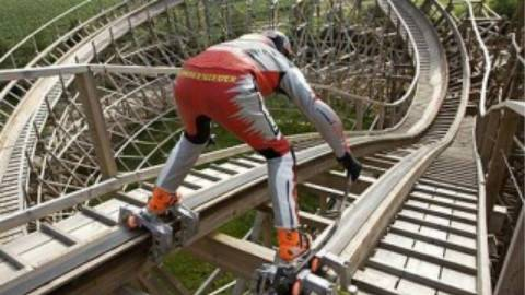 全球最恐怖的过山车排行榜
