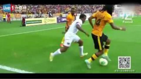 疯狂的足球假动作技巧