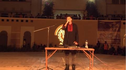 Skiller - 令人惊叹的BeatBox表演,全校师生尖叫掌声此起彼伏!