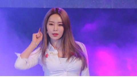 [韩国女团饭拍_FanCam]포천한마음위문공연 -아이시어