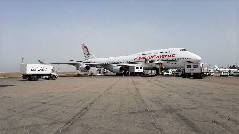 【Youtube】摩洛哥皇家航空 RAM 商务舱体验 加拿大蒙特利尔 → 摩洛哥卡萨布兰卡