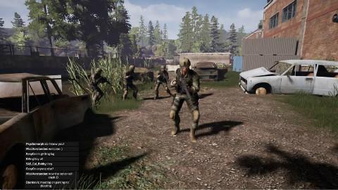 【fps风云】战术射击游戏《地面部队》TvT模式试玩