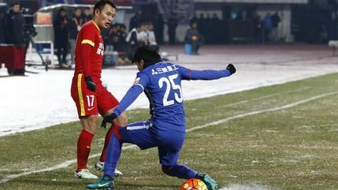 2016年中国足坛搞笑失误时刻,他们真的不是演员!
