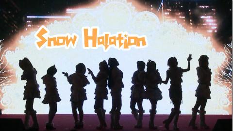 【Xena舞团】【love live!】Snow halation 试跳(背景还原,舞台版)圣诞快乐