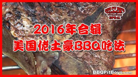 【soso字幕组】美国佬土豪BBQ吃法 2016年大合辑 @Sofronio