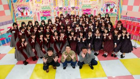 【乃木坂x欅坂】乃木坂46&欅坂46共同大年会,161229 乃木坂工事中SP