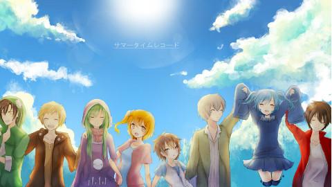 【JubyPhonic】SummertimeRecord【英文翻唱】