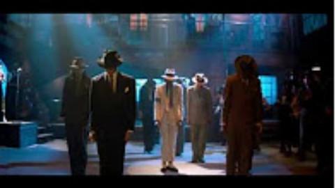 迈克尔·杰克逊-犯罪高手MV舞蹈(高清1080p蓝光)