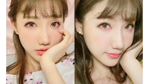 【Ayi】最近常化的斩男日系软妹兔眼妆〜