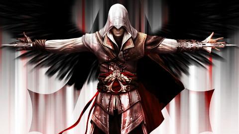 【那些游戏里的人#10】刺客信条——艾吉奥