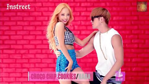 韩国最性感的舞蹈TOP15
