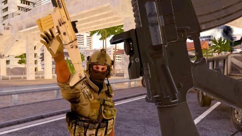 虚拟现实的军事PVP—ONWARD—HTC Vive