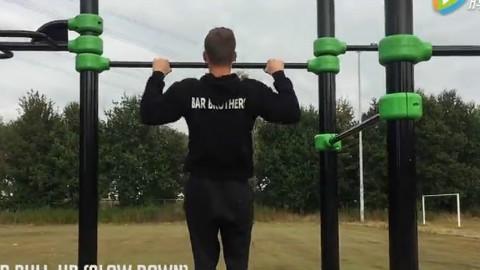 体测引体向上不及格?教你如何练引体向上吧!