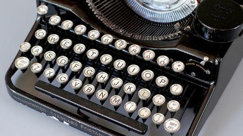 装文青的自我修养:打字机