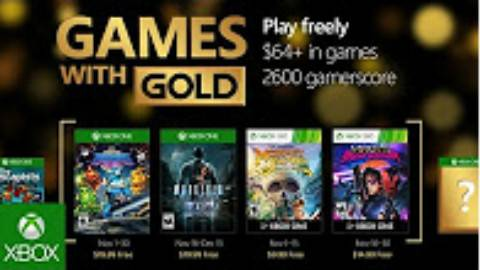 Xbox 11月会免游戏速览