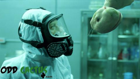 【奇怪的仙人掌】前五名恐怖恶心的人造生物体实验