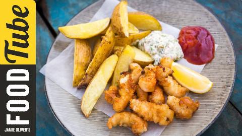 【soso字幕组】FoodTube 海鳌虾薯条 @Sofronio