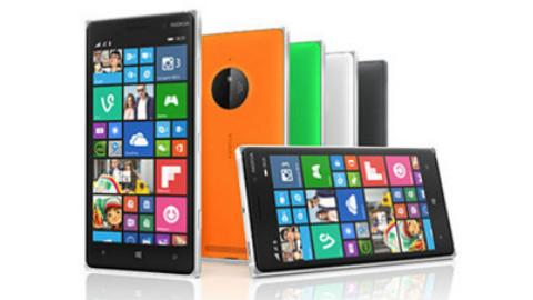 诺基亚 Lumia 830(捡垃圾,260元,抱歉最后翻车了,桌子翻了哈哈哈)