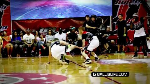 十大街球运球过人技术大合集 一个假动作直接晃飞三个人