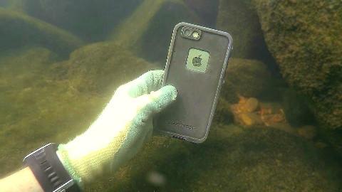 【soso字幕】河底寻宝 3个GoPro还有iPhone枪刀 2016精选 @Sofronio