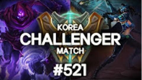快速看完一局韩服王者质量局#521Faker, CoreJJ, Rookie