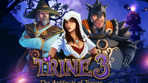 三位一体3 Trine3 攻略 全流程通关