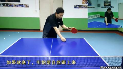 《全民学乒乓直拍篇》第2集:直拍正手攻球 乒乓球教学视频