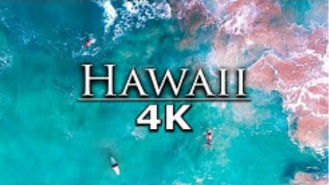 [4K][1080p]夏威夷美景