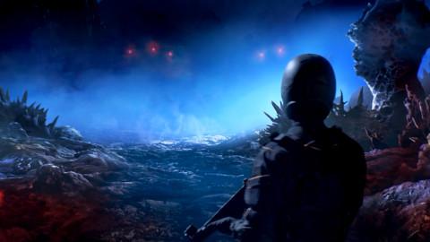 虚拟现实劲爆CG游戏短片《神秘山谷》