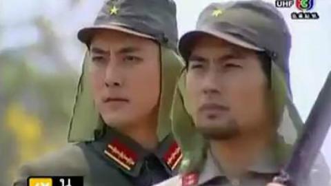 泰国抗日神剧 两把左轮单刷日军