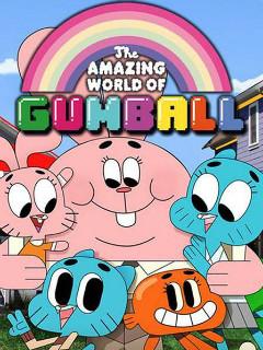 The amazing world of Gumball 阿甘妙世界
