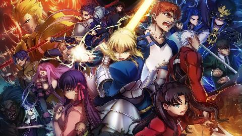 [Fate/ 燃到哭/全员] 圣杯战争-英灵Attack!
