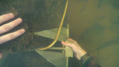 【soso字幕】河底寻宝 找到了一个锚还玩了滑索 @Sofronio