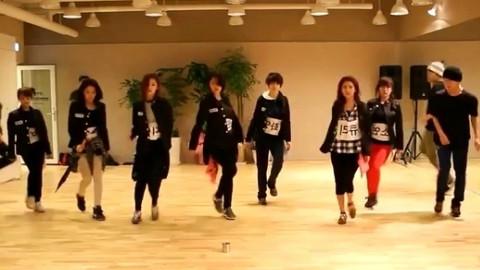 【tara】练习室练舞合集