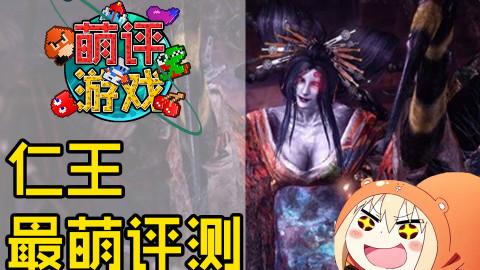 【萌评游戏】第2期 仁王评测 (UP主已经被一剪梅洗脑)