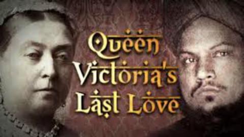 【记录】《维多利亚女王最后的爱》【英语中字】