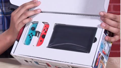 【中英字幕】任天堂Switch开箱IGN【TransFun】