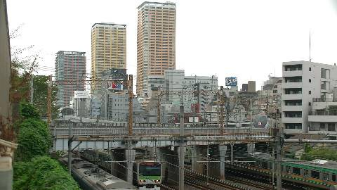 【Youtube】京成電鉄 JR東日本 電車(当京成遇见JR) 2016.11